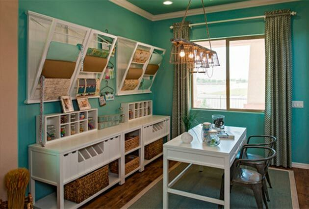 source meritage homes calming colors for office