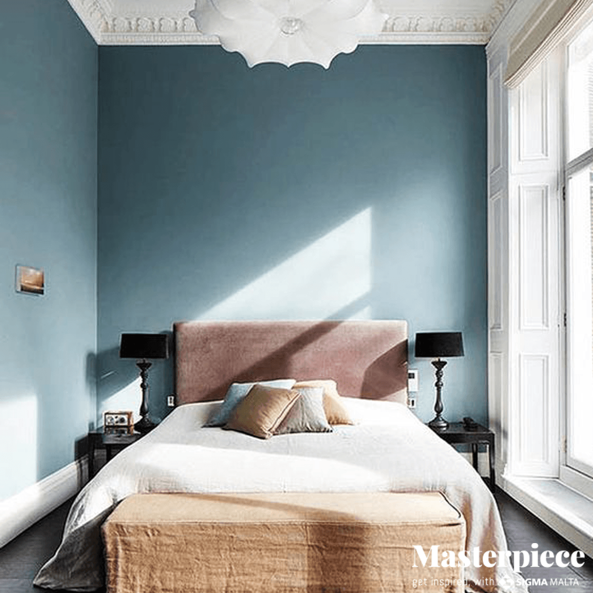 Blue dreamy</br><span>bedroom Walls</span>