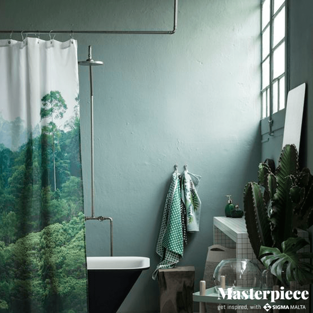 Take a bath in </br><span>your own</span> Jungle!