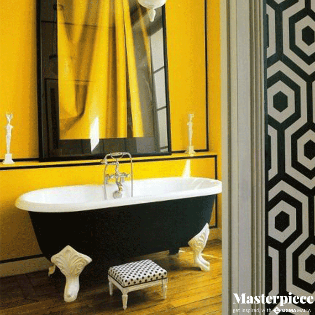 Refresh your bathroom</br><span> in time for Spring.</span>