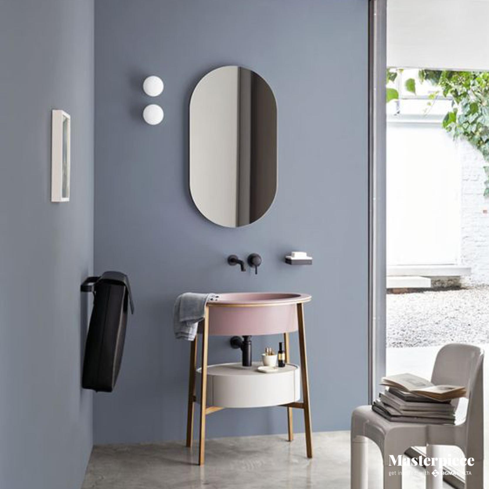Harmonious </br><span> bathroom</span>