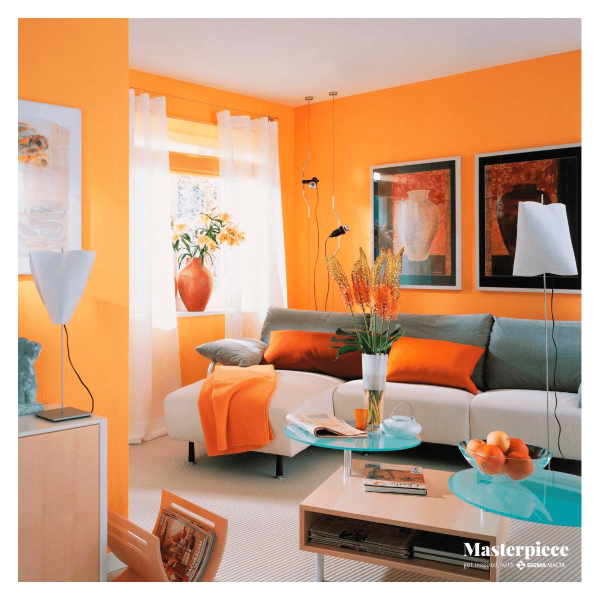 Fresh </br><span> Orange </span>